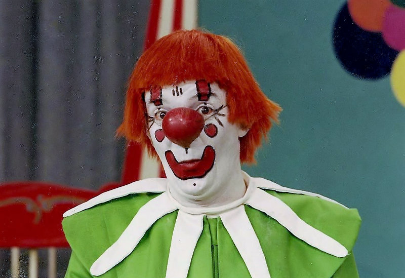 World Famous Kid's Class TV Star Oopsy The Clown!